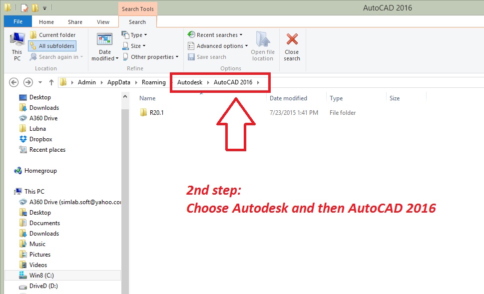 How to show the menu in AutoCAD (3D PDF from AutoCAD) ?